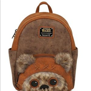 Loungefly Disney Wicket Ewok backpack